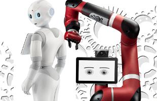 Génération Robots et HumaRobotics start-up de la robotique
