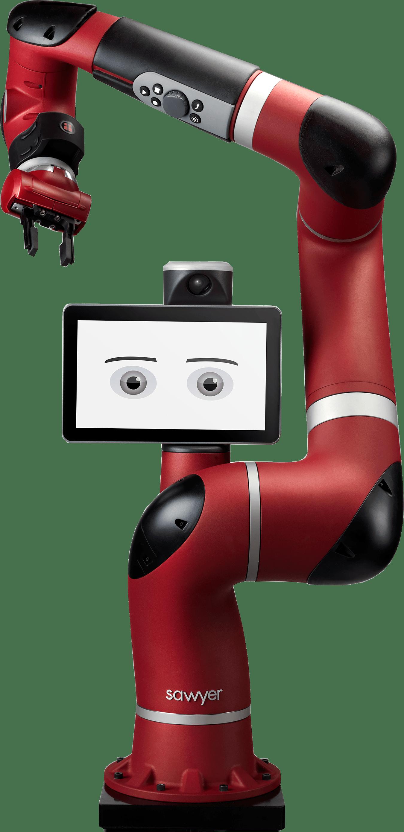 Le cobot Sawyer de Rethink Robotics