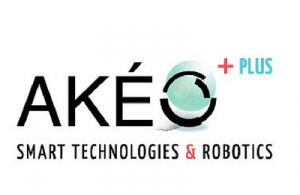 Akeo Plus partenaire de HumaRobotics