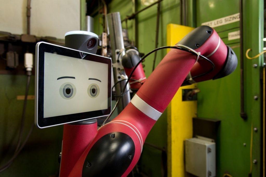 Le robot sawyer de Rethink Robotics pour une robotique plus agile