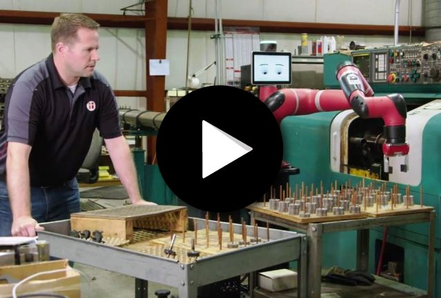 Cobot Sawyer – Automatisation rapide du robot