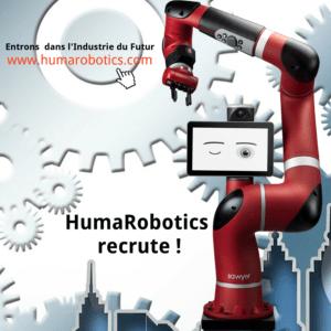 Recrutement Humarobotics