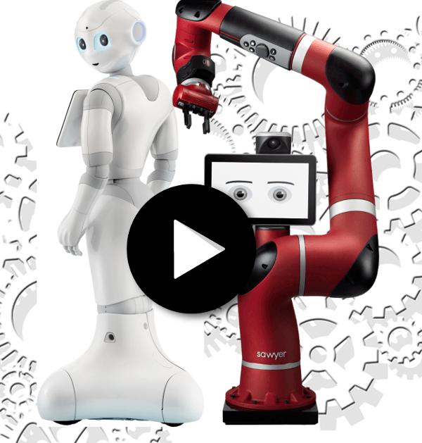 Génération Robots et Humarobotics s'agrandissent et recrutent