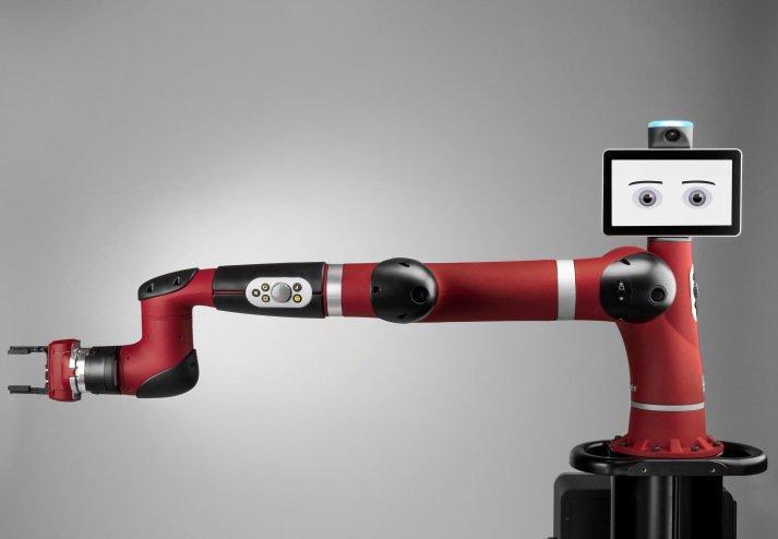 Robot collaboratif Sawyer 7 degrés de liberté