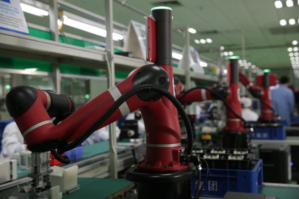 les robots sawyer intégrent wasion
