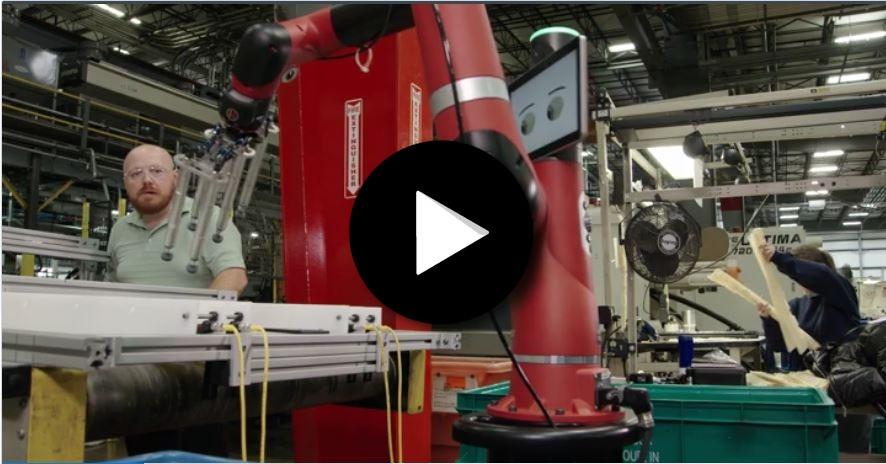 Success story - Yanfeng Automotive Interiors modernise son processus de production