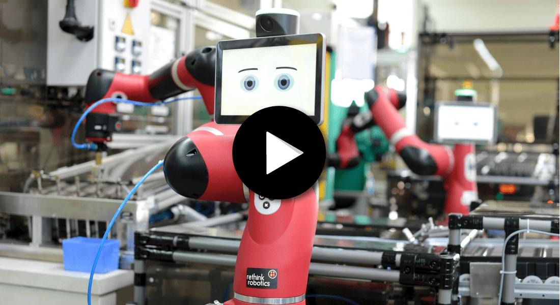 Success story - Les robots collaboratifs Sawyer intègrent l'entreprise Schamberg