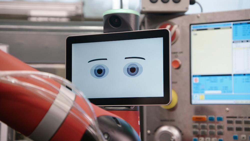 Robot Sawyer en production chez Tuthill