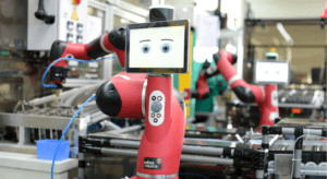 robot collaboratif Sawyer Intera 5