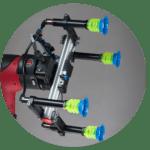 Préhenseur Sawyer ClickSmart vacuum Large gripper