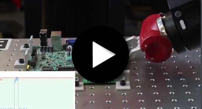 Robot collaboratif, gestion de la force et industrie électronique