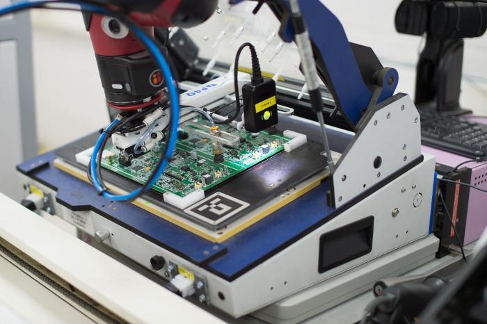 Le robot collaboratif SAWYER déployé chez P4Q Industrie
