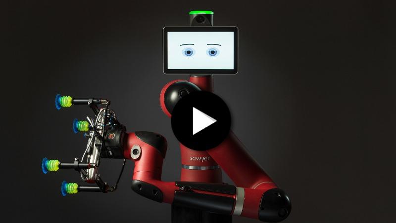 Vidéo de présentation de la nouvelle gamme de préhenseurs ClickSmart