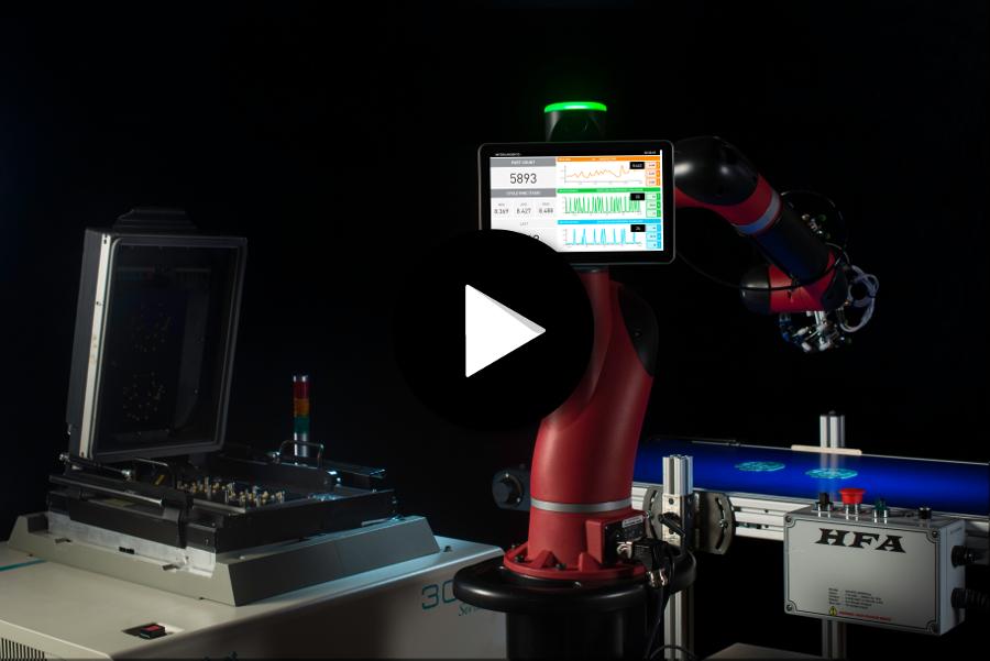 Intera 5.2, robot collaboratif SAWYER, nouvelles fonctionnalités