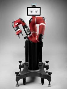 Piédestal pour Robot Collaboratif Sawyer