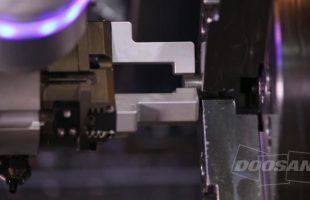 Applications opérations sur machine robots collaboratifs Doosan Robotics