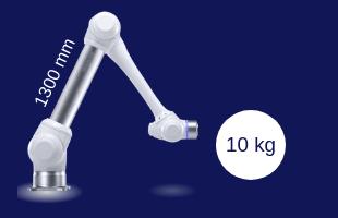 Robot collaboratif Doosan Robotics M1013
