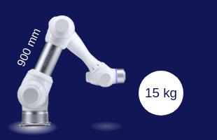Robot collaboratif Doosan Robotics M1509