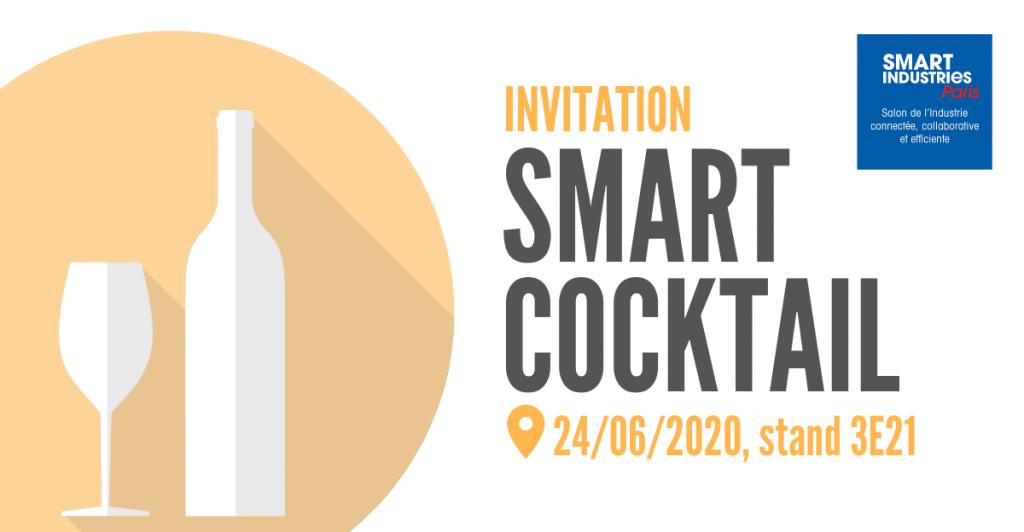 smart cocktail 2020 HumaRobotics
