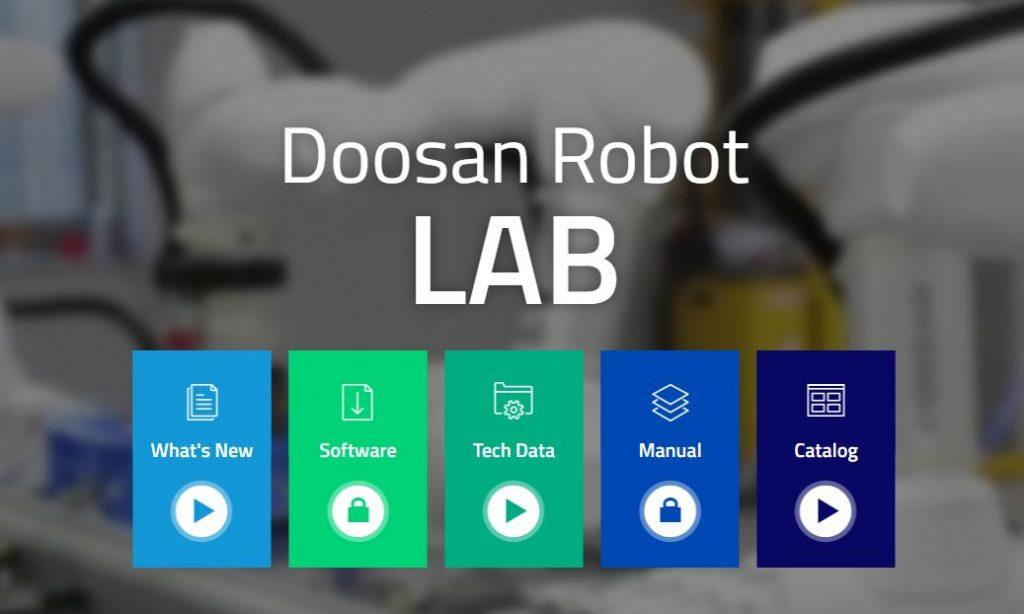 Robot Lab Doosan Robotics