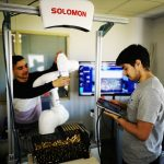 Solution Solomon Vision 3D avec deep learning