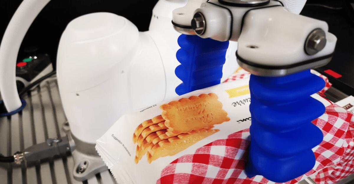 Répondre aux défis d'automatisation de l'industrie agroalimentaire