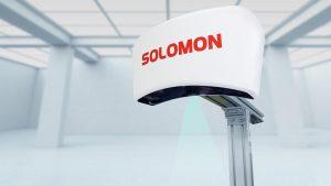Système de vision 3D Solomon