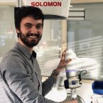 Portrait Jérémy, expert vision 3D chez HumaRobotics