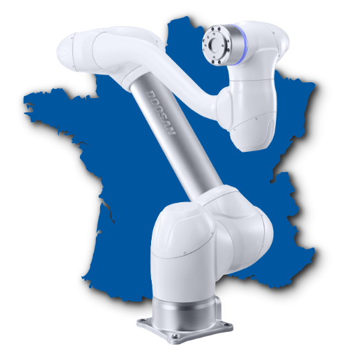 Intégrateur France robots collaboratifs Doosan Robotics
